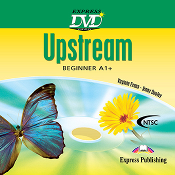Upstream Beginner A1+ (1st Edition) - DVD Video NTSC