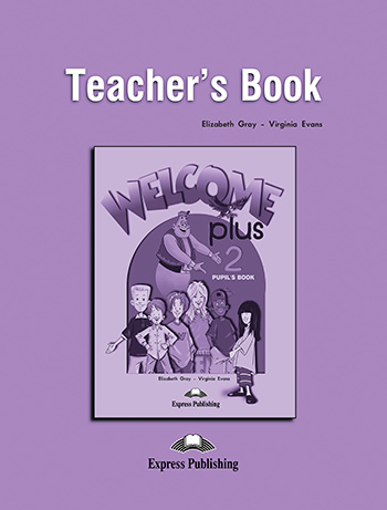 Welcome Plus 2  - Teacher's Book (+ Posters)