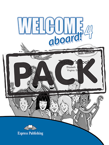 Welcome Aboard 4 - Teacher's Book (+ Posters)