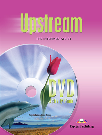 Upstream Pre-Intermediate B1 (1st Edition) - DVD Activity Book