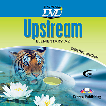 Upstream Elementary A2 (1st Edition) - DVD Video (PAL)