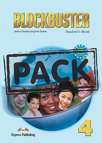 Blockbuster 4 - Student's Book (+ Student's Audio CD)