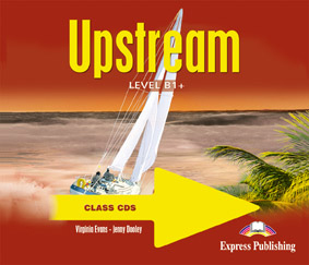 Upstream Level B1+ (1st Edition) - Class Audio CDs (set of 3)