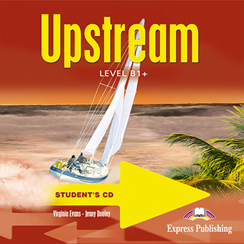 Upstream Level B1+ (1st Edition) - Student's Audio CD
