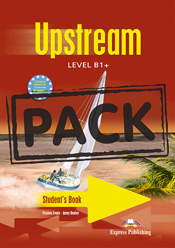 Upstream Level B1+ (1st Edition) - Student's Book (+ Student's Audio CD)