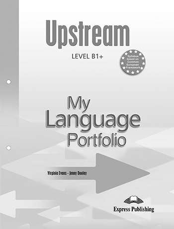 Upstream Level B1+ My Language Portfolio