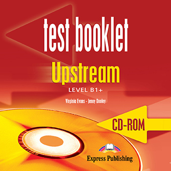 Upstream Level B1+ (1st Edition) - Test Booklet CD-ROM
