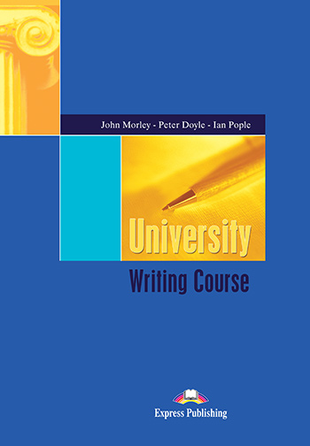 University Writing Course - Book with Answers