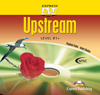 Upstream Level B1+ (1st Edition) - DVD Video NTSC