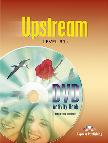 Upstream Level B1+ (1st Edition) - DVD Activity Book