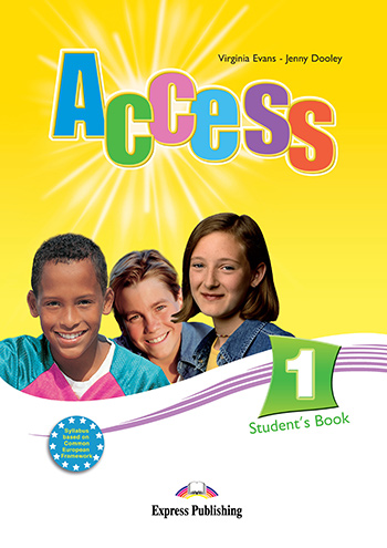 Access 1 - Student's Book