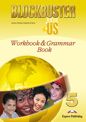 Blockbuster US 5  - Workbook & Grammar Book