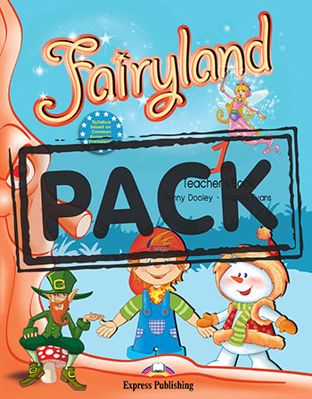 Fairyland 1 - Teacher's Book (interleaved with Posters)