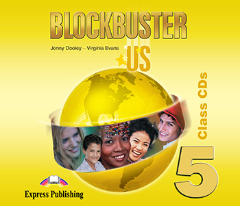 Blockbuster US 5  - Class Audio CDs (set of 3)