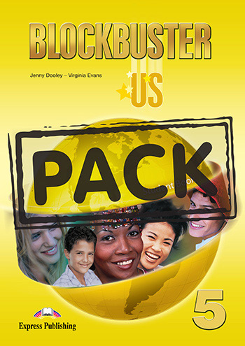 Blockbuster US 5  - Student Book (+ Student's Audio CD)