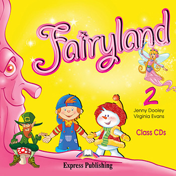 Fairyland 2 - Class Audio CDs (set of 2)