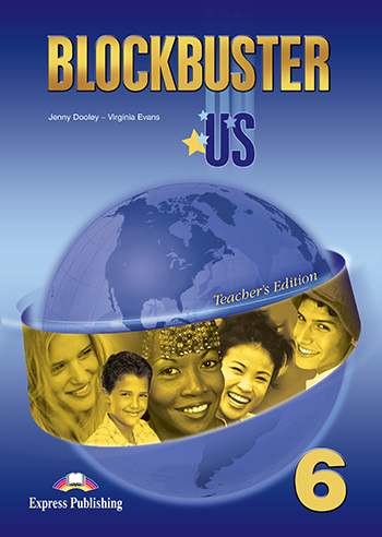 Blockbuster US 6 - Teacher's Edition (overprinted)