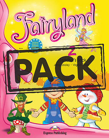 Fairyland 2 - Teacher's Book (interleaved with Posters)
