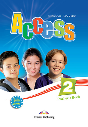 Access 2 - Teacher's Book (interleaved)