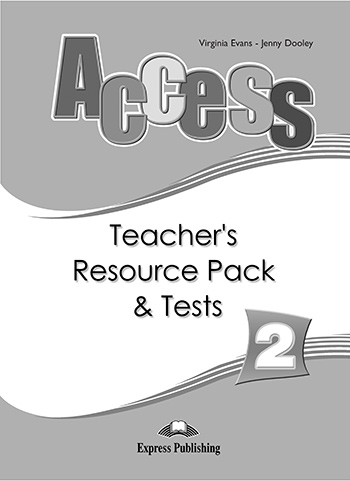 Access 2 - Teacher's Resource Pack & Tests