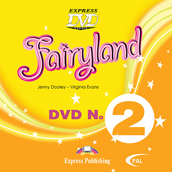 Fairyland 2 - DVD Video PAL