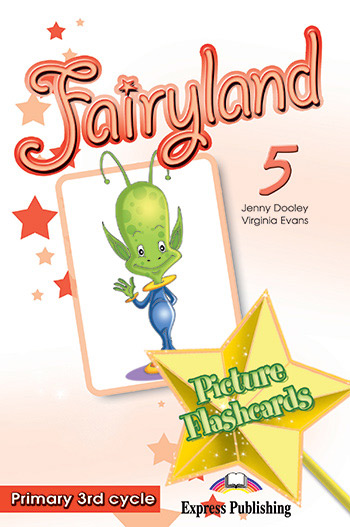 Fairyland 5 Primary 3rd Cycle - Picture Flashcards