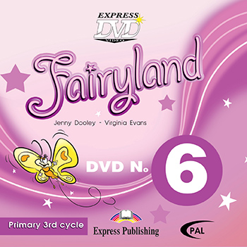 Fairyland 6 Primary 3rd Cycle - DVD Video PAL