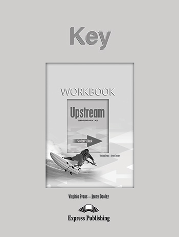 Upstream Elementary A2 (1st Edition) - Workbook Key