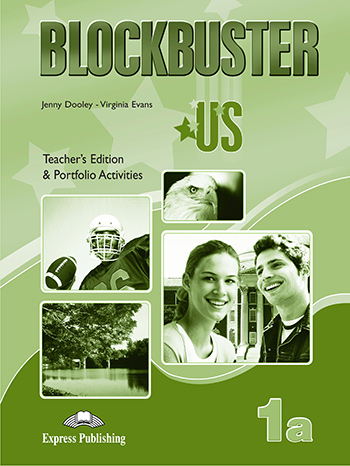 Blockbuster US 1a - Teacher's Edition & Portfolio Activities