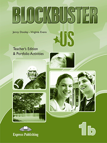 Blockbuster US 1b - Teacher's Edition & Portfolio Activities