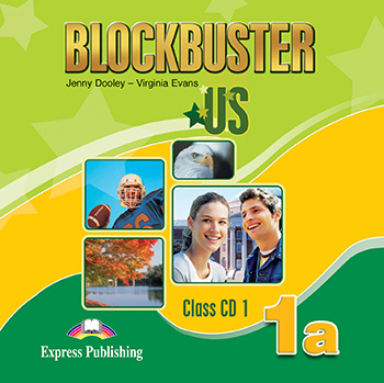 Blockbuster US 1a - Class Audio CD CD1