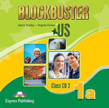 Blockbuster US 1a - Class Audio CD CD2