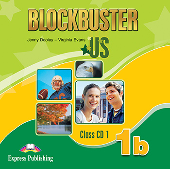 Blockbuster US 1b - Class Audio CD CD1