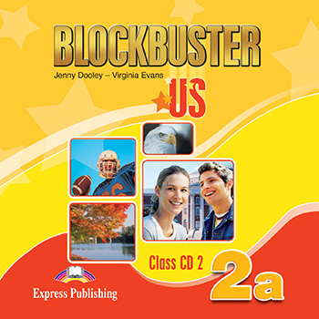 Blockbuster US 2a - Class Audio CD CD2