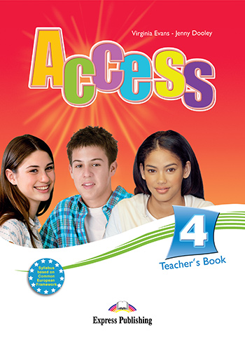 Access 4 - Teacher's Book (interleaved)