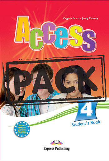 Access 4 - Student's Book (+ Student's Audio CD)