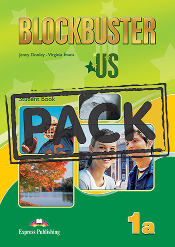 Blockbuster US 1a - Student Book (+ Student's Audio CD)
