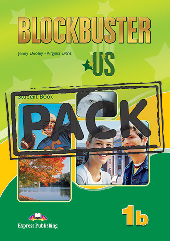 Blockbuster US 1b - Student Book (+ Student's Audio CD)