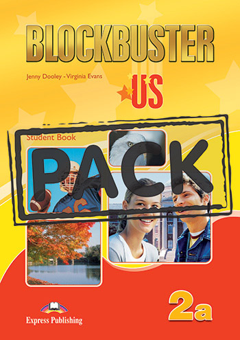 Blockbuster US 2a - Student Book (+ Student's Audio CD)