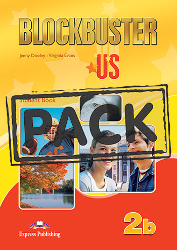 Blockbuster US 2b - Student Book (+ Student's Audio CD)