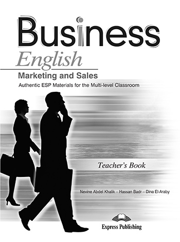 Business English Marketing and Sales - Teacher's Book