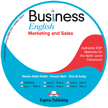 Business English Marketing and Sales - Class Audio CD