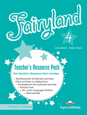 Fairyland 4 Primary Course - Teacher's Resource Pack