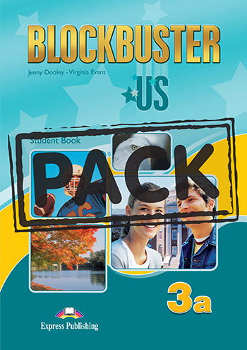 Blockbuster US 3a - Student Book (+ Student's Audio CD)