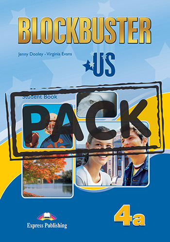 Blockbuster US 4a - Student Book (+ Student's Audio CD)