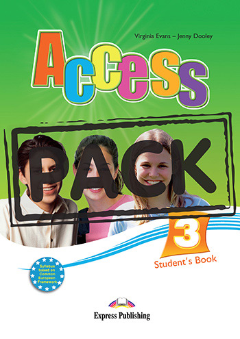Access 3 - Student's Book (+ Student's Audio CD & Grammar Book)
