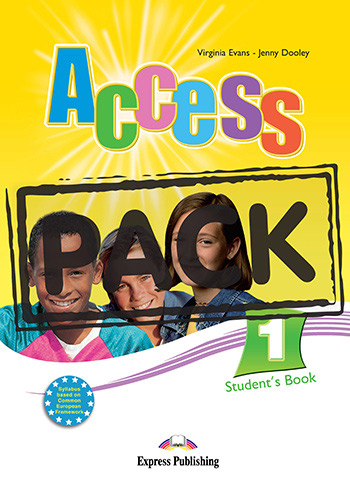 Access 1 - Student's Book (+ Student's Audio CD)
