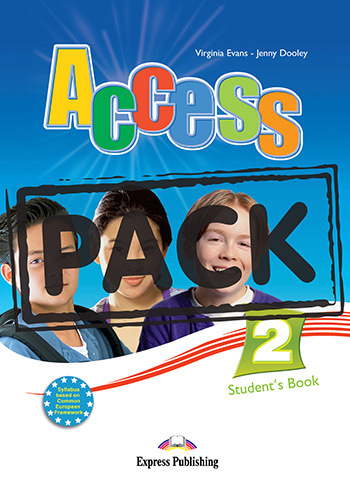 Access 2 - Student's Book (+ Student's Audio CD)