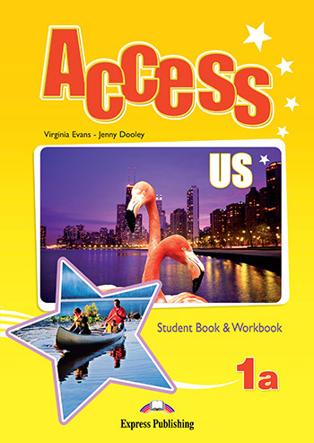 Access US 1a - Student Book & Workbook