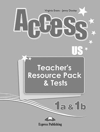 Access US 1b - Teacher's Resource Pack & Tests
